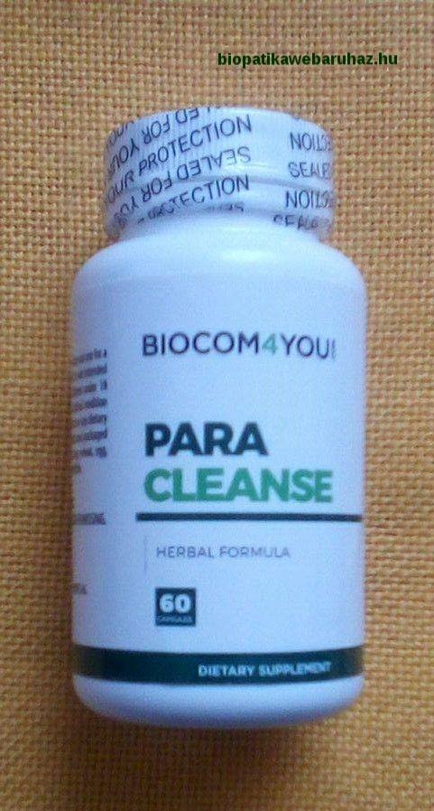 hatékony gyógymód az összes parazita ellen