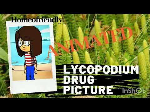 lycopodium paraziták