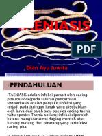 Galandférges fertőzés (taeniasis) Teniasis tünetei