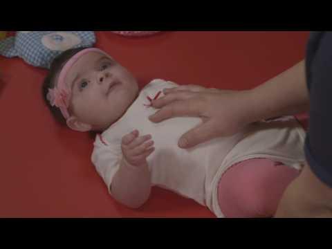 helminták egy csecsemő kezelésében