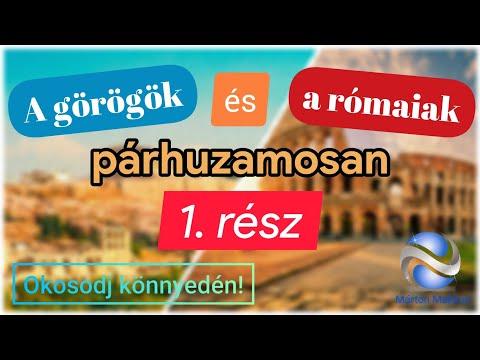 parazita az ókori Rómában