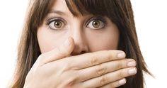 gyomorégés és a rossz lehelet okozza