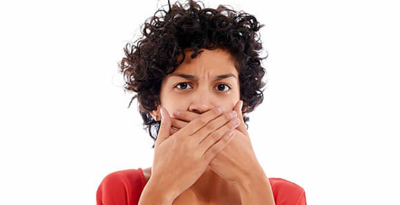 Kellemetlen szájszag – okok és gyógymódok - sztb.hu