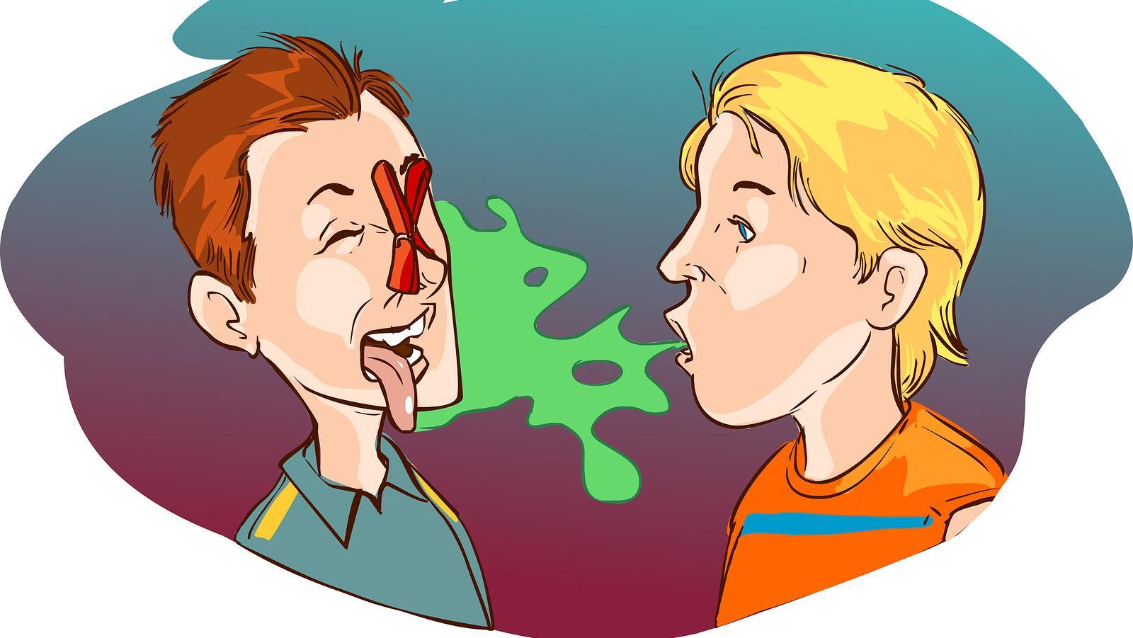 A rossz lehelet alig ismert okai Tartós böfögés és rossz lehelet Böfögési tünetek és rossz lehelet